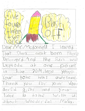 Churchill Elementary_Thank You Letter 1