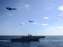 Naval Ship and Planes
